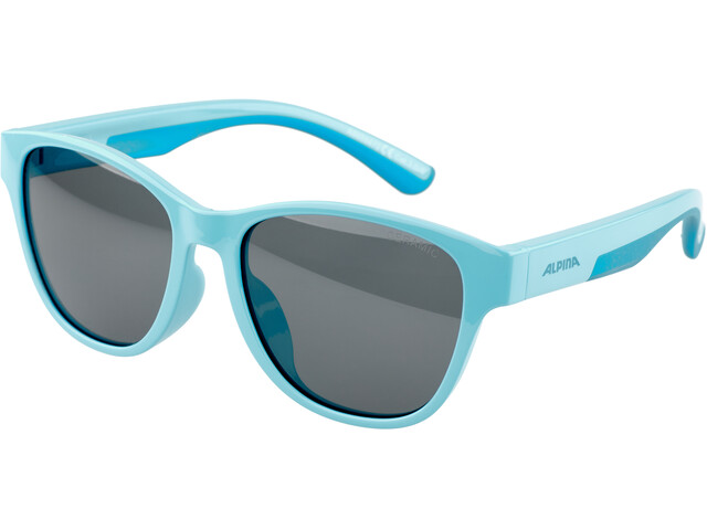 Alpina Flexxy Cool Kids II Glasses Kids, turquoise/black mirror